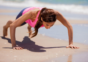 exercise-beach-circuit-training