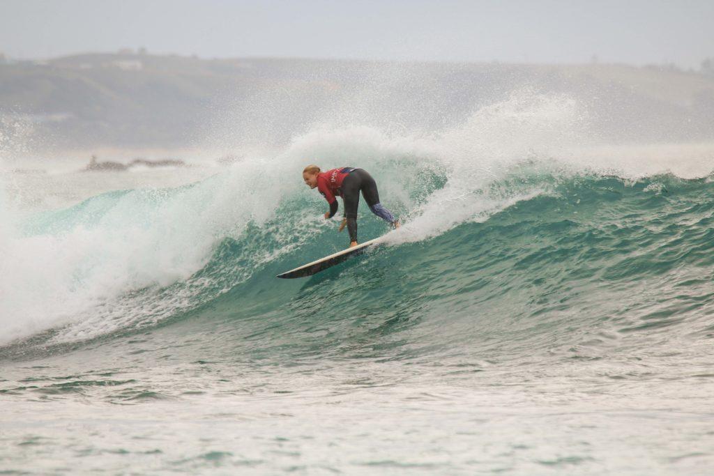 Girl Power! Surfing coffee bay