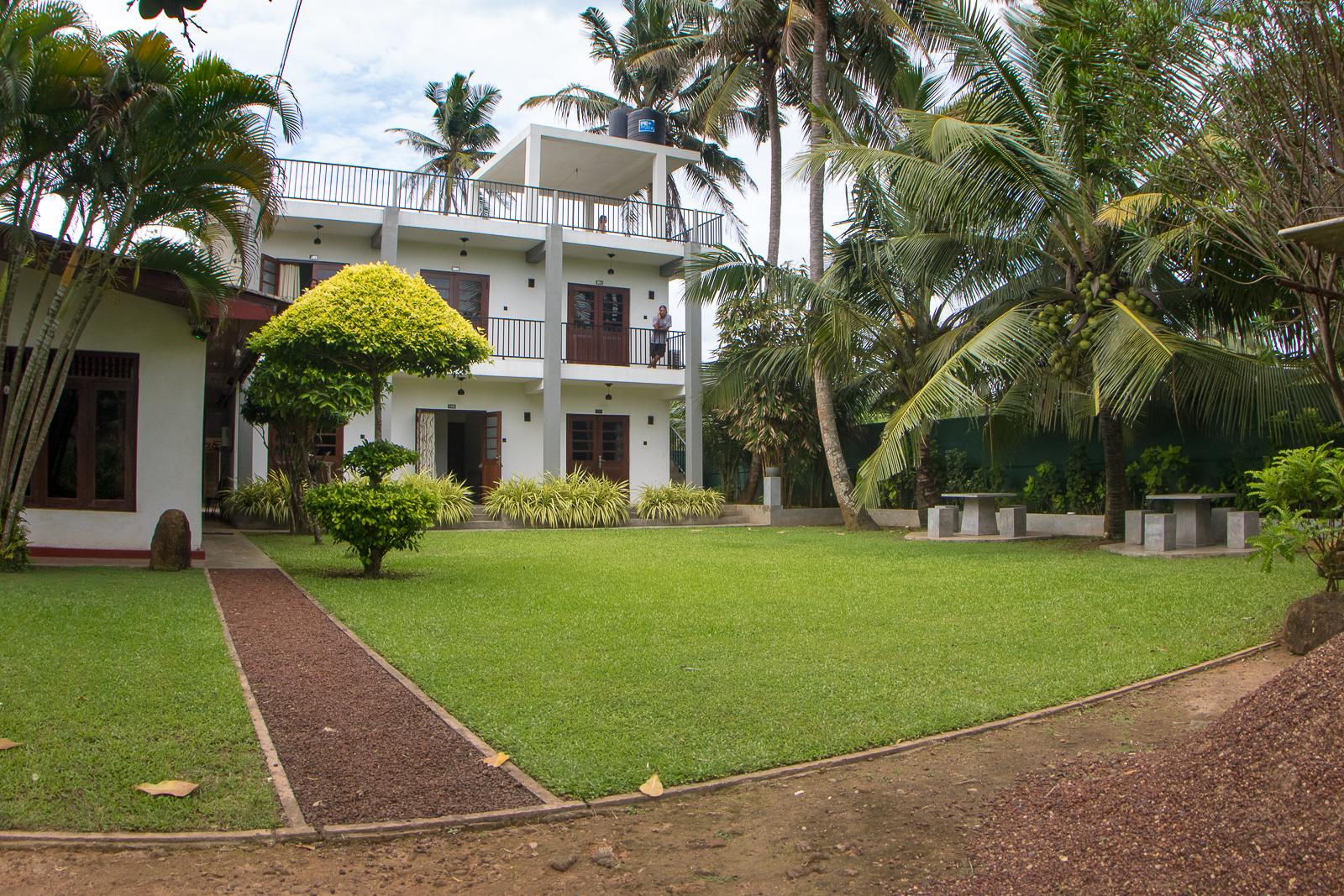 Sri Lanka Surf House Manager